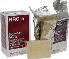 24/48H alimentaire d'urgence ration mre NRG-5 500g prepper survie outdoor