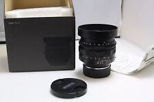 Voigtländer Voigtlander Nokton 50mm F/1.1 Lens Leica vm boxed Free UK Shipping