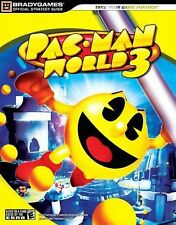 Pac-Man Worldtm 3 Official Strategy Guide Official Strategy Guides Bradygame