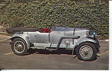 1922 VAUXHALL 30/90 OE FIRST CAR WITH 100 MPH GUARANTEE STORY ON BACK