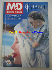 Rivista M&D MUSICA E DISCHI 622/1999 Chant Buena Vista Social Club Santana No cd