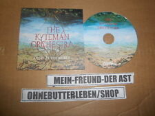 CD Pop The Kyteman Orchestra - Angry At The World (1 Song) Promo KYTOPIA