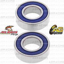 All Balls Front Wheel Bearings Bearing Kit For Suzuki RM 125 1995 95 Motocross