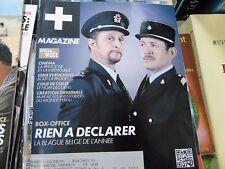 Magazine canal + décembre 2011 rien à déclarer body of proof le nom des gens