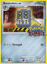 BASTIODON 14/16 Rumble Series Game Promo Set Pokemon Card