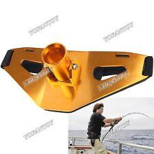 Saltwater Jigging Big Game Fish Stand Up Fishing Gimbal Belt Fishing Rod Holder