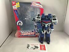 TRANSFORMERS ANIMATED ULTRA MAGNUS 100% COMPLETE! LEADER CLASS