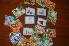 Lot of Mixed Beanie Baby Trading Cards 1998-1999