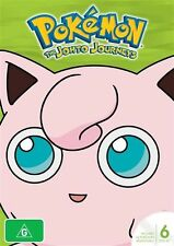 Pokemon Johto Journeys Season 3 (DVD, 2014, 6-Disc Set)