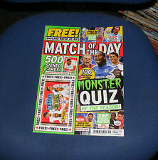 MATCH OF THE DAY MAGAZINE ISSUE NO.111 11-17 MAY 2010