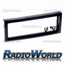 Citroen C5 Single Din Stereo Radio Fascia Facia Panel Plate Surround Trim Black