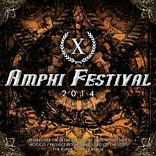 Amphi Festival 2014 Compilation - CD Blutengel, Klinik, Lord Of The Lost