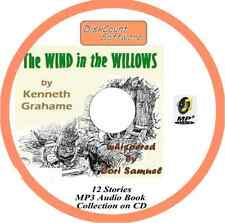 The Wind in the Willows - MP3 Audio Book CD by Kenneth Grahame
