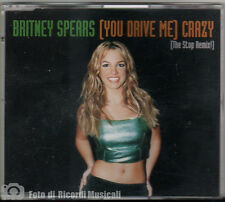 CDS BRITNEY SPEARS - YOU DRIVE ME CRAZY The Stop remix (CD PERFETTO MINT)
