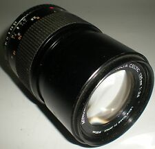 CAMERA PHOTOGRAPHY LENS MINOLTA MD CELTIC F=135MM MACRO 1:3.5