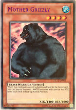 YUGIOH MOTHER GRIZZLY DL12-EN004 DUELIST LEAGUE PURPLE RARE