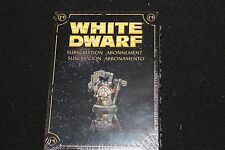 Limited Edition White Dwarf Grombrindal in Space 2010 Rare OOP BNIB Warhammer