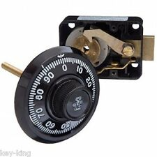 Sargent & Greenleaf 3 Wheel Combination Lock -Safe,Vault,Combo-Free Post In Aust