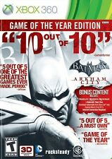 Batman: Arkham City - Game of the Year Edition - Xbox 360 Game