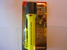 Pelican 2010-010-245 SabreLite Recoil LED Flashlight,Submersible, NEW in pkg.