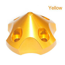 Aluminum  Spinner for 3D Gold Color Anodized For EME55/ 60/ DLA56/58/ MLD70 55CC