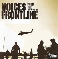 Voices from the Frontline [PA] by Various Artists (CD, Apr-2006, Crosscheck...