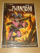 PHANTOM #7 VF (8.0) GOLD KEY COMICS MAY 1964
