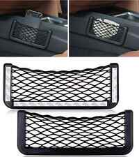 Auto Car Storage Mesh Resilient String Bag Holder Pocket Organizer large 2016