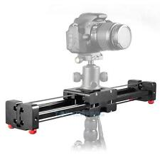 100cm Camera Slider Dolly Rail Track Stabilizer Rain-proof for Video DSLR Camera