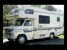 ESCAPER by DAMON MOTORHOME OPERATIONS MANUALs -200pgs for RV Service & Repair