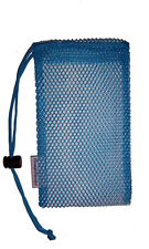"""Blue - Soap Saver w/ string lock. No more expensive """"Soap on a Rope"""""""