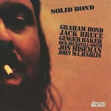 FREE US SHIP. on ANY 2 CDs! NEW CD The Graham Bond Organization: Solid Bond