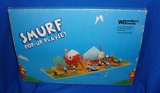 The Smurfs Pop-Up Playset