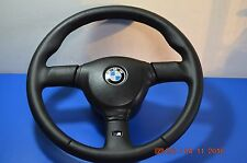 BMW M Technik 2 steering wheel E36 E31 Z3 E32 E34 M Tech m stiching 370mm