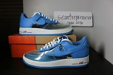 Nike Air Force One See Through Clear Size 11 original release retro Deadstock US