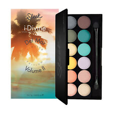 Sleek MakeUp I-Divine Mineral Based Eyeshadow Palette - Del Mar volume 11 (2)