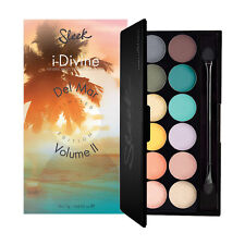 Sleek Makeup I-Divine base minerale Eyeshadow Palette-Del Mar Volume 11 (2)