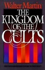 The Kingdom of the Cults-ExLibrary