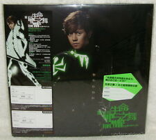 Show Luo Born to Dance Live Tour Taiwan Ltd 2-DVD+BOUNS DVD+Photobook