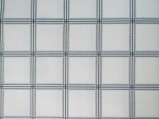 Michael Miller Fabric DELICATE DOT PLAID, Navy/White-yards