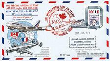 """A380-111 FFC CANADA à bord """"A380 Air France - 1er Vol AF347 Montréal-Paris"""" 2010"""