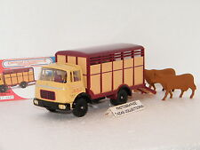 BERLIET GAK BETAILLERE AVEC FIGURINES REEDITION CIJ  BY NOREV 1/43 Ref 80310