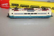 Fleischmann 4381 Elok Baureihe 151 107-0 DB blau/beige DSS Spur H0 OVP