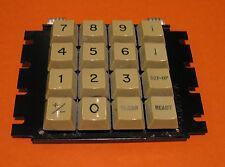 National Optronics 2G Vista Generator or Horizon III Edger Keypad Assembly