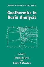 Computer Applications in the Earth Sciences Ser.: Geothermics in Basin...