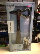 ASSASSIN'S CREED III 3 - TOMAHAWK CONNOR REPLICA - NUOVO NEW VERY RARE