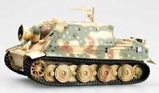 Facile Modello Tigre Tempesta tempesta Tiger 1002 V04 PzStuMrKp Carro armato