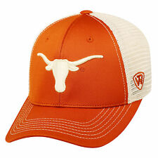 Texas Longhorns NCAA One Fit Ranger Hat Cap Top of the World 713946