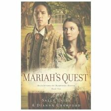 MARIAH'S QUEST (Harwood House), Laity, Sally, Crawford, Dianna, Good Condition,