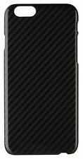 Xqisit iPlate Carbon Case for iPhone 6 / 6s - Black